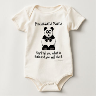 Propaganda Panda will let you know what to think Creeper