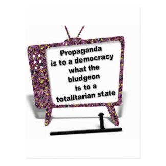 Propaganda Post Card