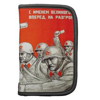 Propaganda rusa de WWII Organizador