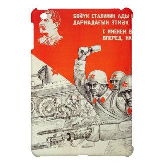 Propaganda rusa de WWII iPad Mini Protectores
