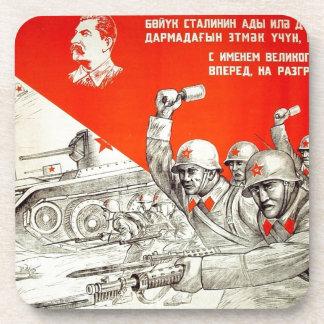 Propaganda rusa de WWII Posavaso