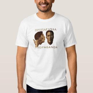 Propaganda T-shirt English/Russian