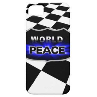 Propagating World Peace Designs iPhone 5/5S Case