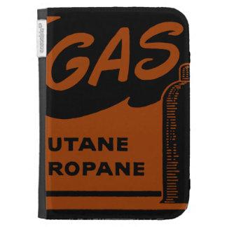 Propano del butano del gas