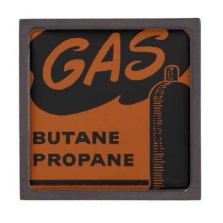 Propano del butano del gas cajas de joyas de calidad