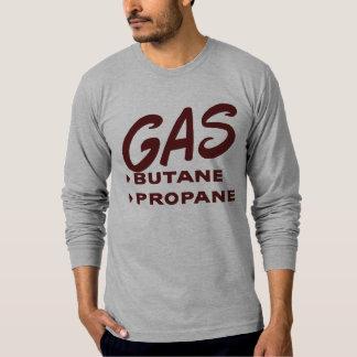 Propano del butano del gas playera