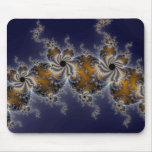 Propelleflora - Swirl Fractal Mouse Pad