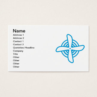 Propeller Business Card