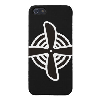 Propeller Case For iPhone SE/5/5s