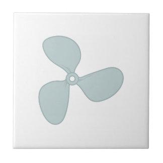 Propeller Ceramic Tile