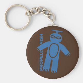 PROPELLER FISH keychain