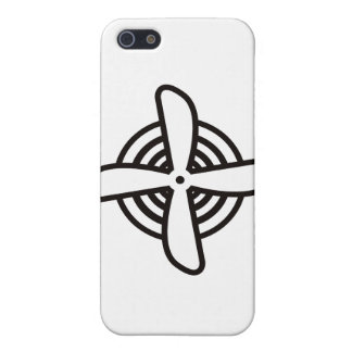 Propeller iPhone SE/5/5s Cover