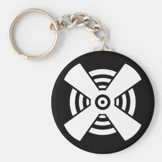 Propeller Keychain