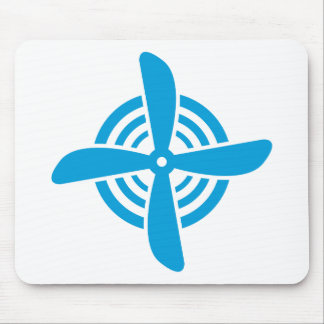 Propeller Mouse Pads