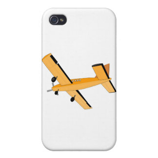propeller plane airplane aircraft flying flight iPhone 4 case