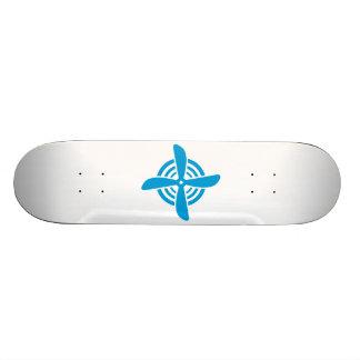 Propeller Skate Board