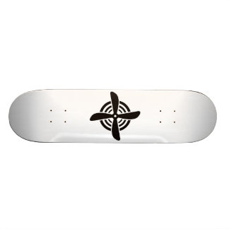 Propeller Skateboard Deck