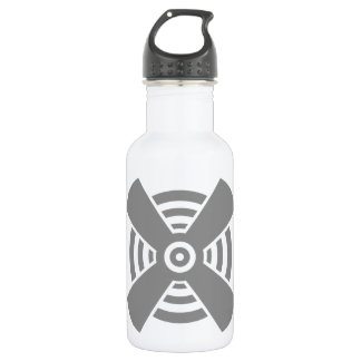 Propeller Stainless Steel Water Bottle