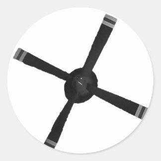 Propeller Stickers