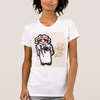 proper chef attire? T-Shirt