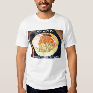 PROPER ENGLISH BREAKFAST T-Shirt Short Sleeves