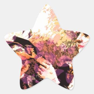 Proper Lady Star Sticker