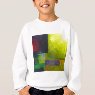 Proper Light Source (abstract light expressionism) Sweatshirt