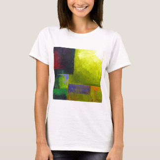 Proper Light Source (abstract light expressionism) T-Shirt