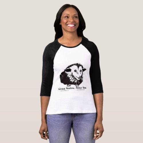 Proper Possum outer wear T_Shirt