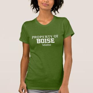 Properety of Boise Idaho T-shirt