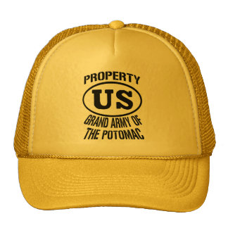 Property Grand Army of The Potomac Trucker Hat