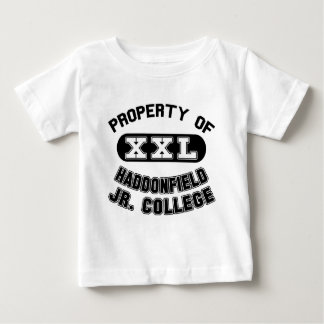 Property Haddonfield Junior College Products Baby T-Shirt