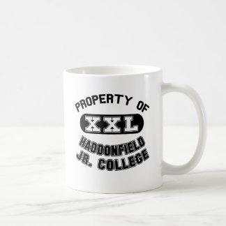 Property Haddonfield Junior College Products Coffee Mug