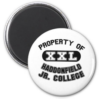 Property Haddonfield Junior College Products Magnet