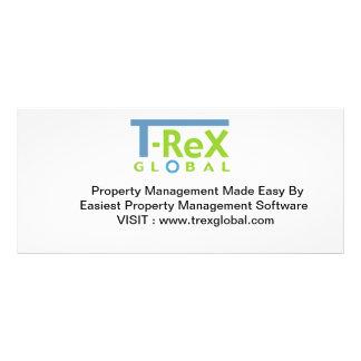 Property Management Software Simplify'em Customized Rack Card