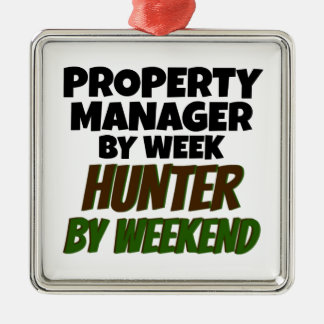 Property Manager by Week Hunter by Weekend Christmas Tree Ornaments