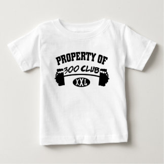 Property Of 300 Club XXL Infant / Toddler T Shirt