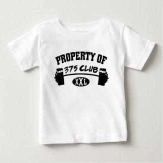 Property Of 375 Club XXL Intant T-Shirt
