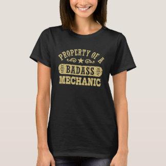 Property of a Badass Mechanic T-Shirt