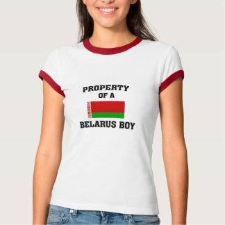Property of a Belarus Boy T-Shirt