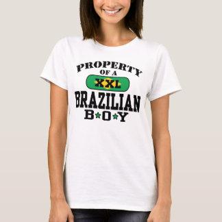 Property of a Brazilian Boy T-Shirt