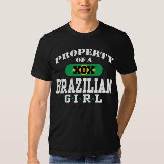 Property of a Brazilian Girl Shirt