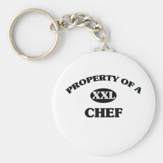 Property of a CHEF Keychain