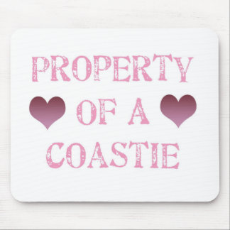 Property of a Coastie Mouse Pad