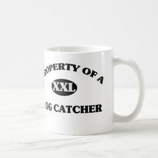Property of a DOG CATCHER Coffee Mug