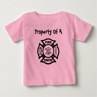 Property of A Firefighter Shirt