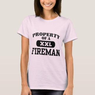 Property of a Fireman T-Shirt