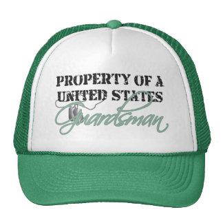 Property of a Guardsman Trucker Hat