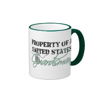 Property of a Guardsman Mugs