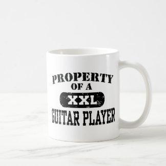Property of a Guitar Player Coffee Mug